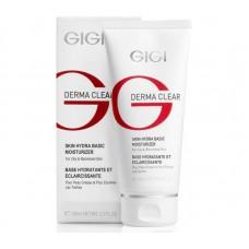 Крем увлажняющий базовый GIGI Derma Clear Skin Hydra Basic Moisturizer