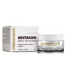 Дневной увлажняющий крем для жирной кожи Onmacabim Neutrazen Tricolas Moisturizing for Oily Skin SPF