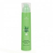 Увлажняющий дневной тональный крем SPF 30 Anna Lotan Greens Camellia Tinted Day Cream