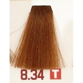 8.34 - Светлый золотистый медный блондин