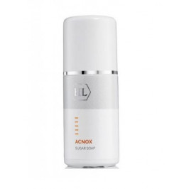 Сахарное мыло для жирной кожи с угревой сыпью Holy Land Cosmetics Acnox Plus Sugar Soap