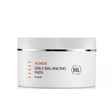 Балансирующие спонжы для лица Holy Land Cosmetics Acnox Plus Daily Balancing Pads