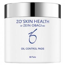 Салфетки для контроля за секрецией себума Zein Obagi ZO Medical Cebatrol Oil Control Pads