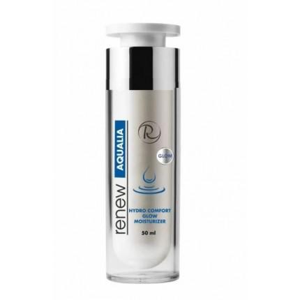 Увлажняющий крем Renew Aqualia Hydro Comfort Glow Moisturizer