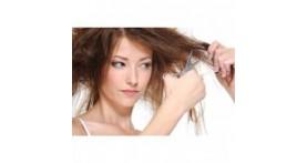 Лечение секущихся кончиков волос маслами