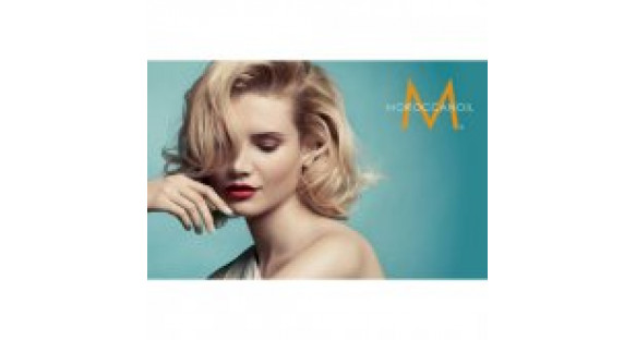 Реконструкция волос от Moroccanoil