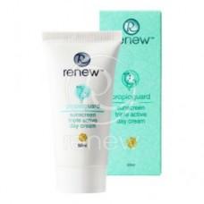 Увлажняющий крем тройного действия для проблемной кожи Renew Propioguard Sunscreen Triple Active Day