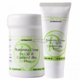 Увлажняющий крем для жирной и комбинированной кожи Renew Dermo Control Moisturizing Cream for Oil an