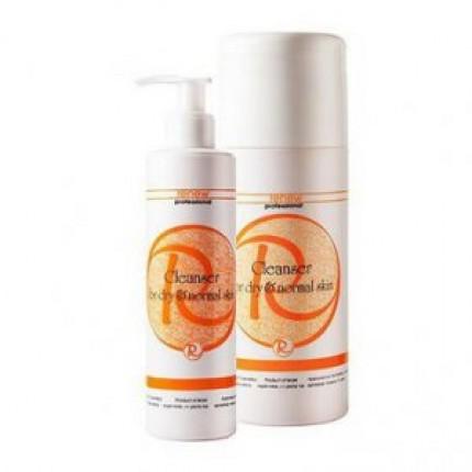Очищающий гель для нормальной и сухой кожи Renew Golden Age Cleancer for Dry & Normal skin