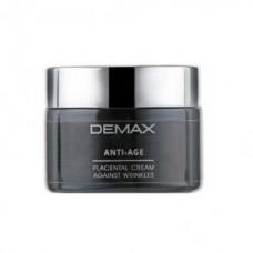 Плацентарный крем Demax Placental Cream Against Wrinkles
