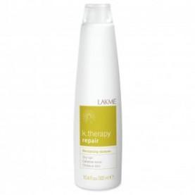 Шампунь для сухих и поврежденных волос Lakme K.Therapy Repair Shampoo
