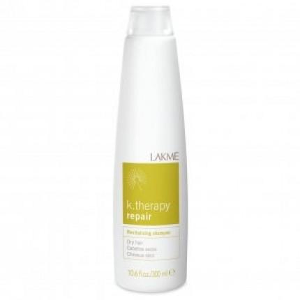 Шампунь восстанавливающий для сухих и пористых волос Lakme K.THERAPY REPAIR Revitalizing Shampoo