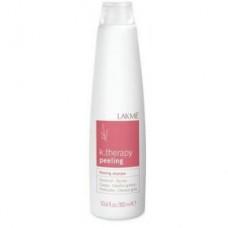 Шампунь против перхоти для жирных волос Lakme K.Therapy Peeling Oily Hair Shampoo