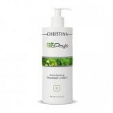 Успокаивающий массажный крем, шаг 5 Cristina Bio Phyto-5 Comforting Massage Cream