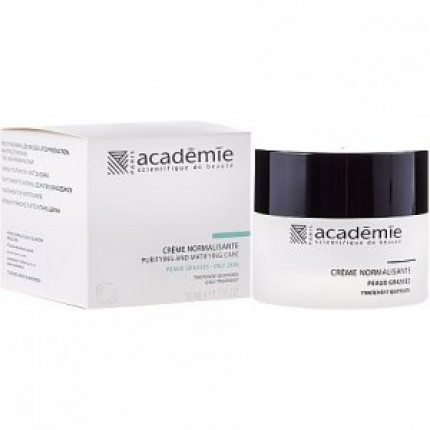 Нормализующий крем Academie Hypo-Sensible Normalizing & Matifying Cream