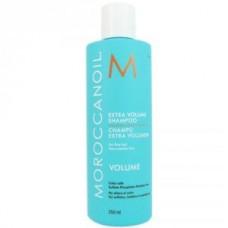 Мягкий шампунь для придания объема MoroccanOil Extra Volume Shampoo