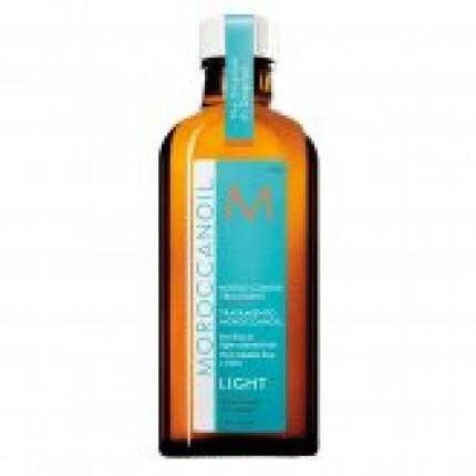Восстанавливающее масло для тонких и светлоокрашенных волос Moroccanoil Treatment For Fine And Light-Colored Hair