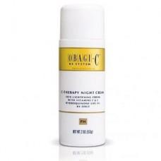 Ночной крем с гидрохиноном Obagi-C Rx C-Therapy Night Cream