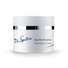 Ночной крем с алоэ Dr. Spiller Aloe Night Cream