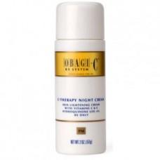 Ночной крем с арбутином и витамином С Obagi-C Fx System Therapy Night Cream