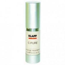 Крем для кожи вокруг глаз Витамин С Klapp C Pure Eye Zone Treatment