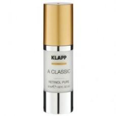 Эмульсия для лица ретинол Klapp A Classic Retinol Pure
