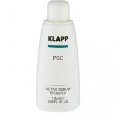 Тоник себум-регулятор без спирта Klapp PSC Active Sebum Reducer