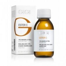 Пилинг 13% миндальной + 2% салициловой кислоты GIGI Ester С Mandelic