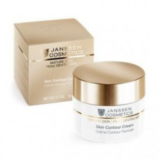 Крем лифтинг для контура лица Janssen Skin Contour Cream