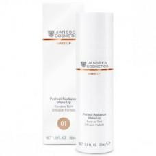 Стойкий тональный крем с эффектом сияния SPF-15 Janssen Perfect Radiance Make-up