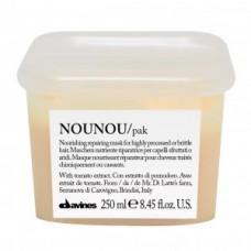 Питательная маска восстанавливающая Davines Nounou