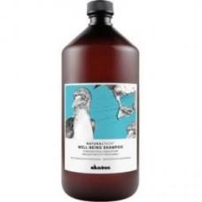 Увлажняющий шампунь для всех типов волос Davines well being shampoo