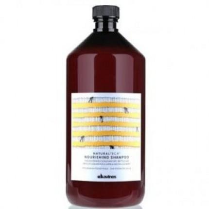 Питательный увлажняющий шампунь (живительный) Davines NT Nourishing shampoo