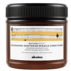 Кондиционер (вегетарианское чудо) Davines NT Nourishing vegetarian miracle conditioner
