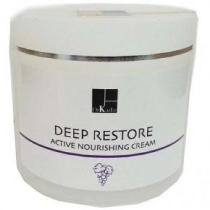 Активный ночной лечебный крем Dr. Kadir Deep Restore Active Night Treatment Cream