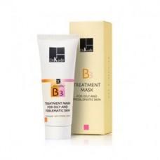 Маска для жирной и проблемной кожи Dr. Kadir B3 Mask For Oily And Problematic Skin