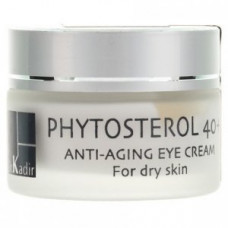 Регенерирующий крем под глаза для сухой кожи Dr. Kadir Phytosterol 40+ Anti-Aging Eye Cream