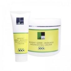 Питательный крем с маслом пшеницы и авокадо Dr. Kadir Wheat Germ Oil & Avocado Nourishing Cream