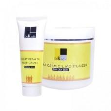 Увлажняющий крем с маслом зародышей пшеницы для сухой кожи Dr. Kadir Wheat Germ Oil Moisturizer
