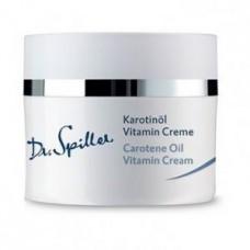 Крем для сухой кожи с каротином Dr. Spiller Active Line Carotene Oil Vitamin Cream