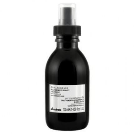 Молочко-спрей для волос Davines Oi Multi Benefit Beauty Treament All In One Milk With Roucou Oil
