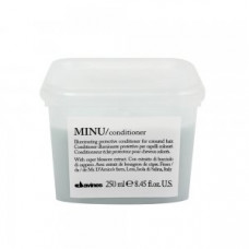 Защитный кондиционер сохранения косметического цвета волос Davines MINU