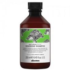 Шампунь от старения кожи головы и волос Davines Natural Tech Renewing Shampoo