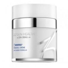 Увлажняющий крем для жирной кожи склонной к акне Zein Obagi ZO Skin Health Ommerse Renewal Creme