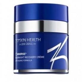 Восстанавливающий ночной крем для лица Zein Obagi ZO Skin Health Ommerse Overnight Recovery Creme