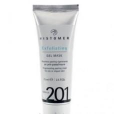 Гелевая маска-эксфолиант Histomer Formula 201 Exfoliating Gel Mask