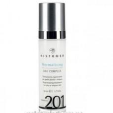 Ночной нормализующий концентрат для жирной кожи Histomer Formula 201 Normalising Night Complex