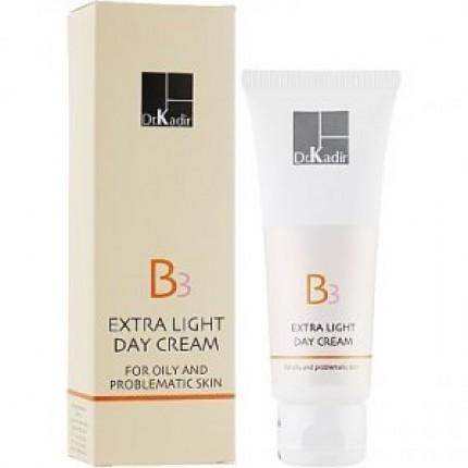 Экстралёгкий крем для проблемной кожи Dr. Kadir B3 Extra Light Day Cream for Oily and Problematic Skin
