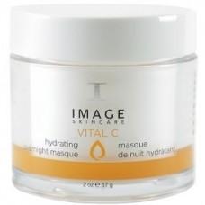 Ночная увлажняющая маска Image Skincare Vital C Hydrating Overnight Masque