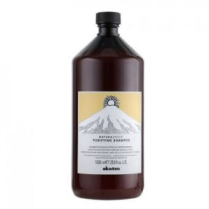 Очищающий шампунь против сухой или жирной перхоти Davines Purifying Shampoo